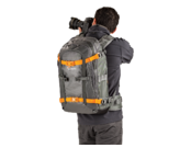 Lowepro Whistler BP 350AW (grey)    3