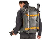 Lowepro Whistler BP 350AW (grey)    2