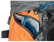 Lowepro Powder BP 500 AW (grey/orange)   4