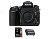D750 body + acumulator Nikon EN-EL15b + card Lexar 128GB SDXC 95MB/s