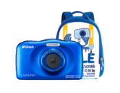COOLPIX WATERPROOF W150 backpack kit (blue)