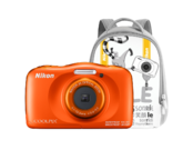 Nikon COOLPIX WATERPROOF W150 backpack kit (orange)  0