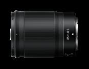 Nikon Z 85mm f/1.8 S NIKKOR 1