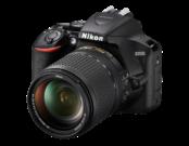Nikon D3500 kit 18-140mm VR (black)  1