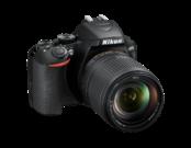 Nikon D3500 kit 18-140mm VR (black)  2