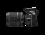 Nikon D3500 kit 18-140mm VR (black)  4