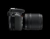 Nikon D3500 kit 18-140mm VR (black)  5