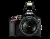 Nikon D3500 kit 18-140mm VR (black)  6