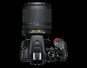 Nikon D3500 kit 18-140mm VR (black)  7