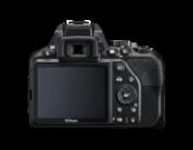Nikon D3500 kit 18-140mm VR (black)  8
