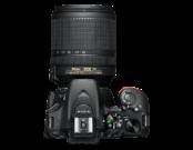 Nikon D5600 kit AF-S 18-140mm VR    2