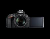 Nikon D5600 kit AF-S 18-140mm VR    3