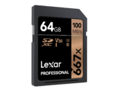 Lexar 64GB SDXC CLS10 UHS-I 100MB/s citire, 90MB/s scriere 1