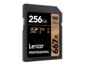 Lexar 256GB SDXC CLS10 UHS-I 100MB/s citire, 90MB/s scriere 1