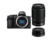 Nikon Z50 Dual Zoom Kit (16-50mm VR + 50-250mm VR)  9