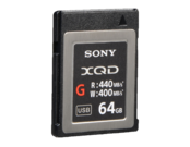 Sony 64GB XQD seria G 440MB/s citire, 400MB/s scriere   2