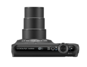 Nikon COOLPIX S6500 (black) 2