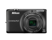 Nikon COOLPIX S6500 (black) 0