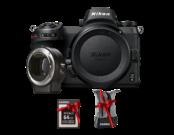 Nikon Z6 body + FTZ     0