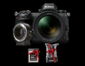 Z7 kit 24-70mm f/4 S + FTZ
