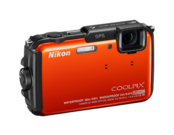 Nikon COOLPIX WATERPROOF AW110 (orange) 3