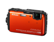 Nikon COOLPIX WATERPROOF AW110 (orange) 4