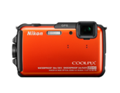 Nikon COOLPIX WATERPROOF AW110 (orange) 0