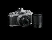 Z fc Dual Zoom Kit (16-50mm VR + 50-250mm VR)