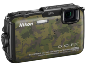 Nikon COOLPIX WATERPROOF AW110 (camouflage) 2