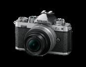 Nikon Z fc kit 16-50mm VR silver 1