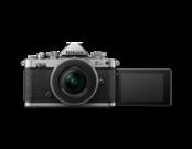 Nikon Z fc kit 16-50mm VR silver 4