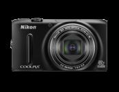 Nikon COOLPIX S9500 (black) 0