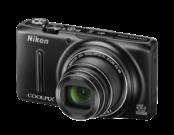 Nikon COOLPIX S9500 (black) 2
