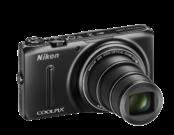Nikon COOLPIX S9500 (black) 3