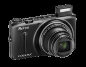 Nikon COOLPIX S9500 (black) 4