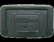 DK-5 Eyepiece cover