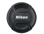 LC-58 58mm snap-on front lens cap