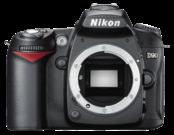 Nikon D90 body 0