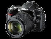 Nikon D90 kit 18-105mm VR 0