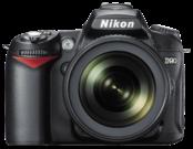 Nikon D90 kit 18-105mm VR 8