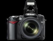 Nikon D90 kit 18-105mm VR 7