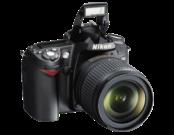 Nikon D90 kit 18-105mm VR 6