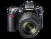 Nikon D90 kit 18-105mm VR 5