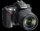 Nikon D90 kit 18-105mm VR 4