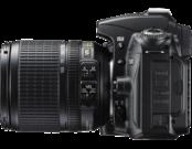 Nikon D90 kit 18-105mm VR 1