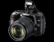 Nikon D90 kit 18-105mm VR 9