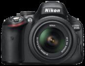 Nikon D5100 kit 18-55mm VR 0