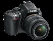 Nikon D5100 kit 18-55mm VR 7