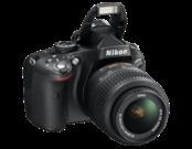 Nikon D5100 kit 18-55mm VR 4