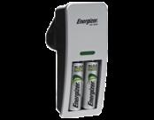 Energizer Mini Charger + 2AA 2000mAh